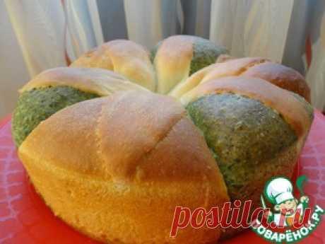 "Хлеб ""Корона Бордо"" - кулинарный рецепт"