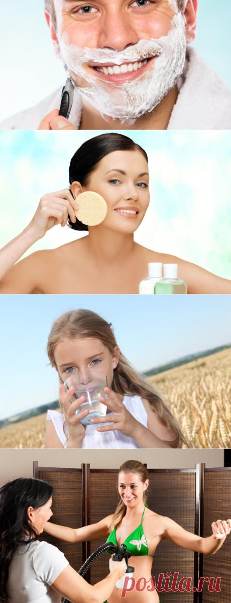 Хотите неотразимое лицо? Помогут полезные советы! | Красота и здоровье