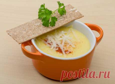 Сырный суп с курицей | | О вкусной еде