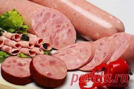 Как приготовить вареную колбасу дома|Отдыхай КЛАССно!!!