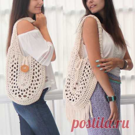 Crochet bag pattern-REVERSIBLE bag-CONVERTIBLE bag 2for1/   Etsy