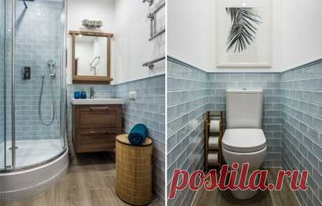 How to repair a standard bathroom: a real example — INMYROOM