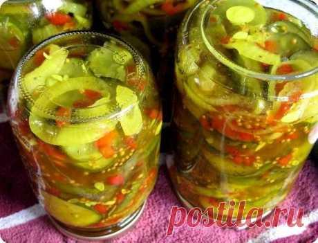 Які салати приготувати на зиму — В РИТМІ ЖИТТЯ