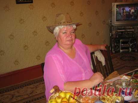 валентина тимошенко