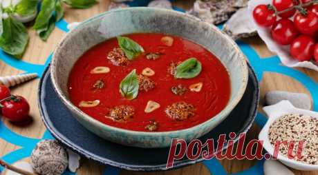 5 классических постных супов со своей изюминкой! — Фактор Вкуса