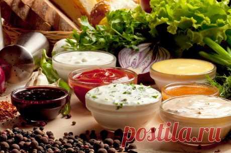 10 рецептов вкуснейших соусов, с которыми вы забудете про майонез | Naget.Ru