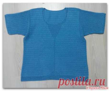 летняя кофточка - Вязание - Страна Мам