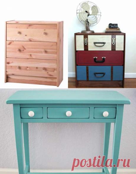 Несколько способов обновления дачной мебели — 6 соток