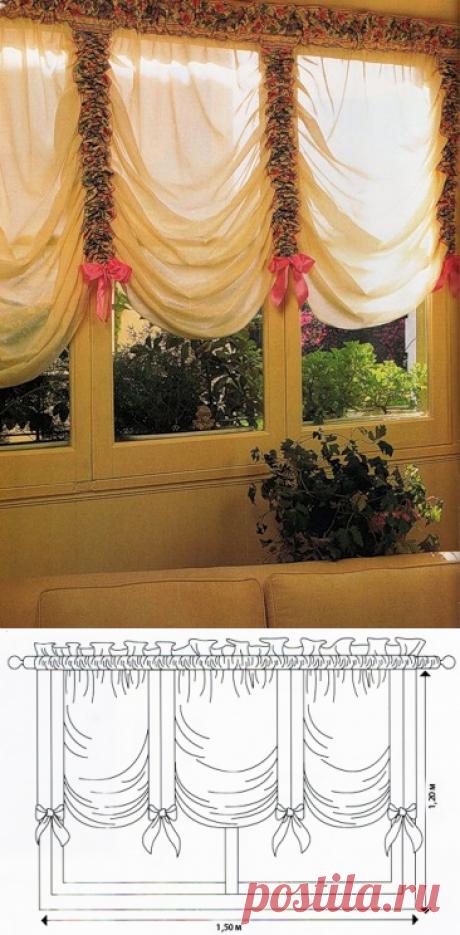Как сделать венецианские шторы — Сделай сам
