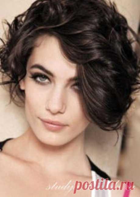 Укладка Каре на короткие волосы, 2 фото | Стрижки и Прически