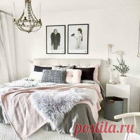 Идеальная спальня: 13 идей оформления от дизайнеров
