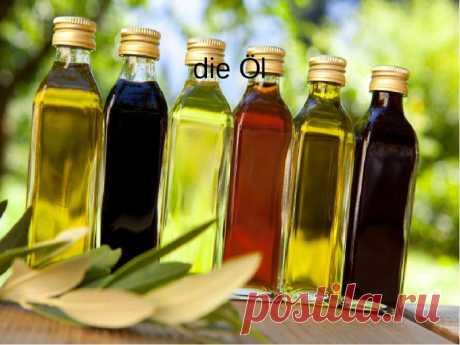 Продуманный выбор масла — Полезные советы