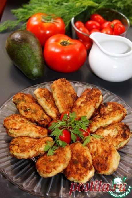 Кефтедес из кабачков – кулинарный рецепт