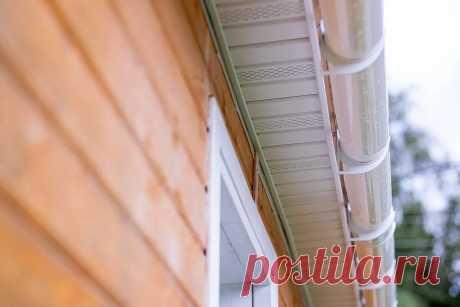 Рассказываем, зачем нужны софиты и почему без них ваш дом не будет удерживать тепло | ТЕХНОНИКОЛЬ. Кровли и Фасады. | Яндекс Дзен