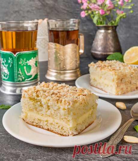 """Торт """"Подарочный"""" по ГОСТу на Вкусном Блоге"""