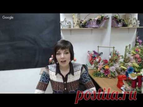 Бесплатный мастер-класс «Подарок к 8 марта», свитдизайн. Мастер Наталья Дроздова.
