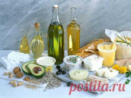 9 признаков того, что вам надо есть БОЛЬШЕ жира