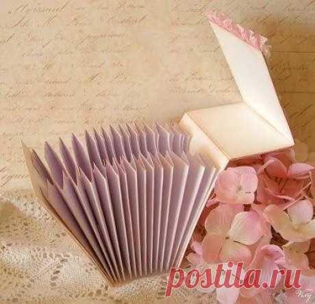 Папка своими руками для хранения бумаг, дисков, открыток — DIYIdeas