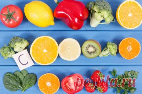 Продукты, в которых витамина С в разы больше, чем в апельсинах Весной особенно важно получать достаточно витаминов и полезных микроэлементов.
