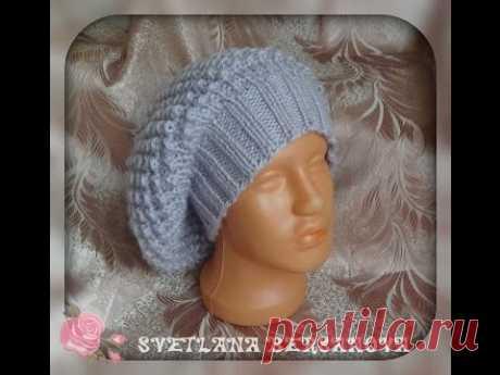 Вязаные шапки для женщин 50 лет: фото шикарных зимних моделей » Sam-Sdelay.RU – Сделай сам!