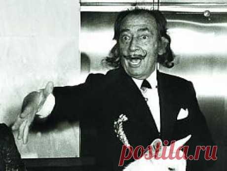Сальвадора Дали вдохновляли извращения его жены Галы | Общество | Собеседник.ру
