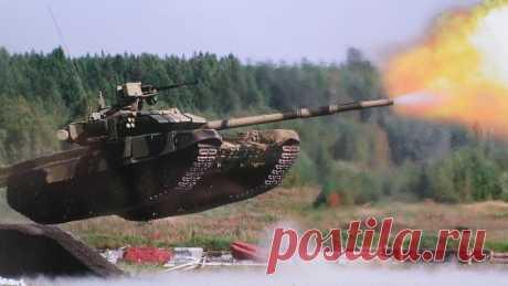 Самый надежный танк в мире: Т-90 и его модернизация | Армия
