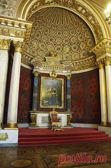 State Hermitage Museum - Saint Petersburg, Russia \/ Romanov … de Drumsara   Pinterest • el catálogo Mundial de las ideas