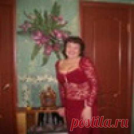 Людмила Слепухина