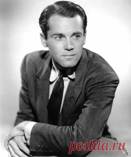 Генри Фонда- выдающийся голливудский актер XX века