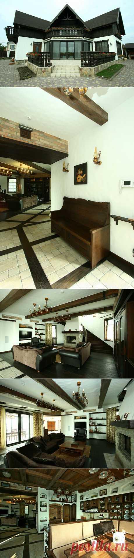 Дом в стиле шале | Наш уютный дом