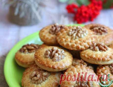 """Домашнее печенье """"Пчёлка"""" – кулинарный рецепт"""