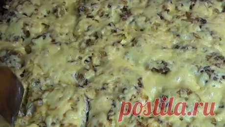 Вкуснейшее Мясо с картошкой в духовке Мясо по французски