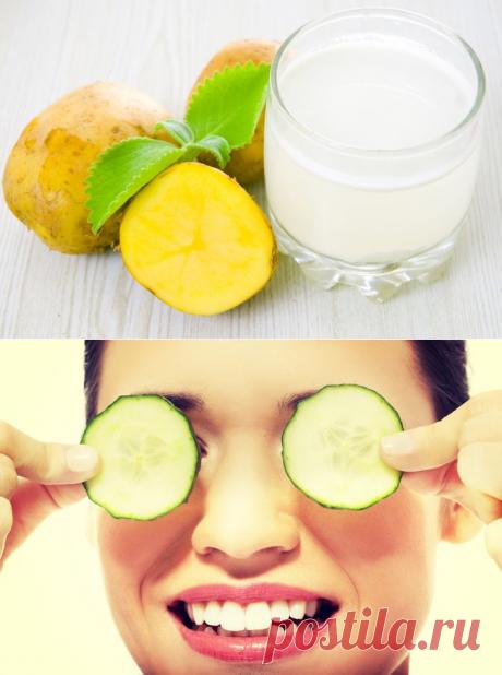 12 натуральных средств, которые помогут сохранить вашу кожу молодой | Всегда в форме!