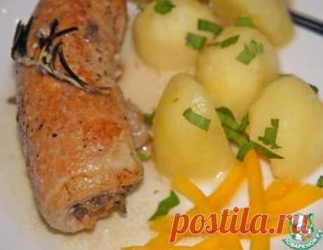 Рулетики из свинины – кулинарный рецепт