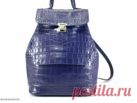 Сумка-рюкзак женская Изабелла Сумка-рюкзак с одним центральным отделением и изменяемым объемом