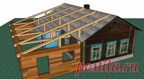 Реконструкция старого деревянного дома: проекты, цены в Москве, фото