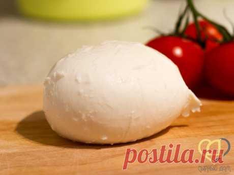Рецепт сыра Моцарелла | Рецепты сыра | Сырный Дом: все для домашнего сыроделия