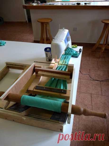Máquina de plisado de mascarillas: 5 pasos - Instructables