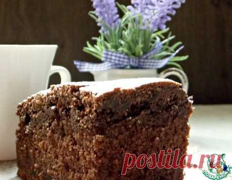 """Манник """"Шоколад в шоколаде"""" – кулинарный рецепт"""