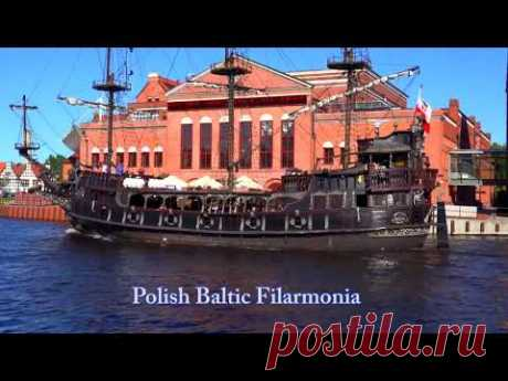 Top 10 Tourist Attractions in Poland.Full HD