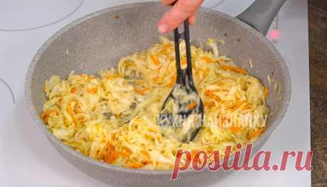 Тушеная картошка по-новому: случайно соединила обычные продукты, потом готовила несколько раз подряд (мой рецепт) | Кухня наизнанку | Яндекс Дзен