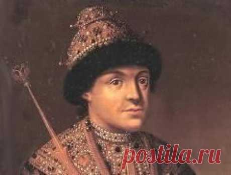 Сегодня 07 мая в 1682 году умер(ла) Федор III Алексеевич