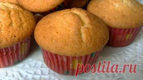 Очень вкусные домашние кексы | Блоги о даче и огороде, рецептах, красоте и правильном питании, рыбалке, ремонте и интерьере