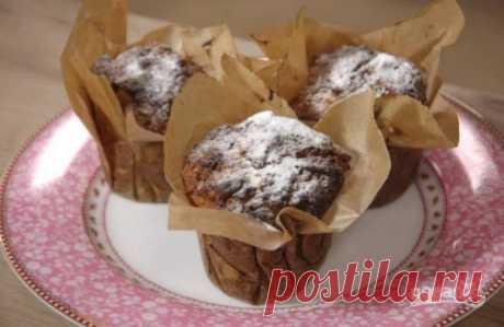 Маффины от Юлии Высоцкой - пошаговый рецепт с фото на Повар.ру