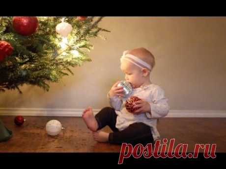 Christmas with a Baby - YouTube