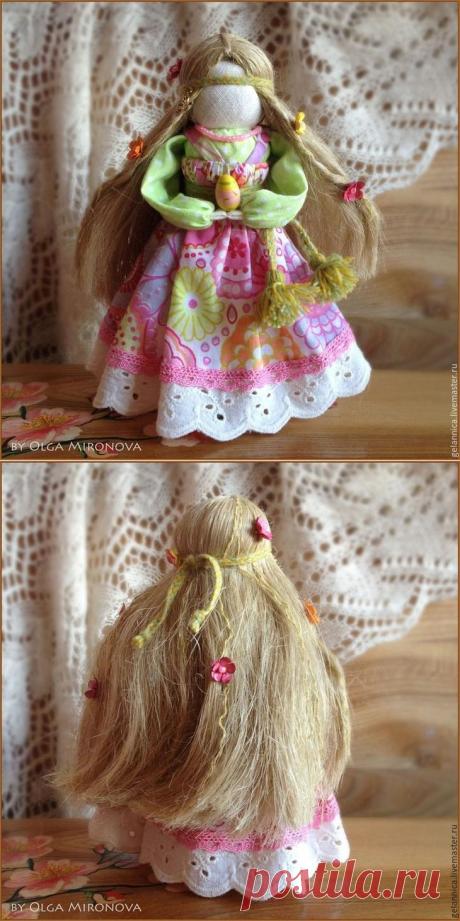 Создание куклы Радуницы