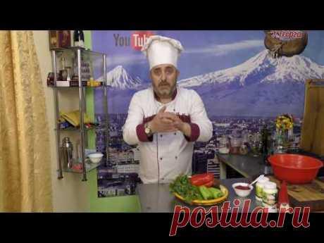 """""""Духов Ламаджо"""". Как приготовить ламаджо по Армянский. Вкусный рецепт."""
