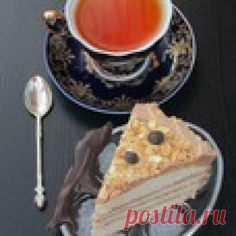"Торт ""Сахалин"" Кулинарный рецепт"