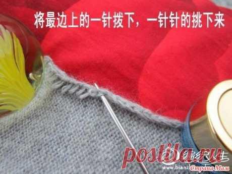 . Вязание больших размеров - Машинное вязание - Страна Мам