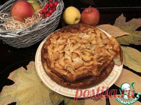 Сырник с яблоками – кулинарный рецепт